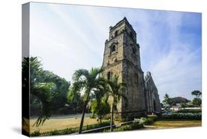 Unesco World Heritage Site the Colonial Church Paoay, Northern Luzon, Philippines by Michael Runkel