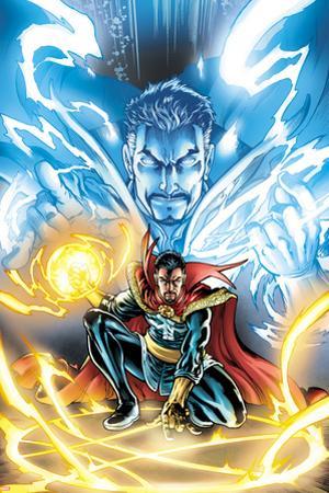 Doctor Strange: Mystic Apprentice #1 Cover Art by Michael Ryan