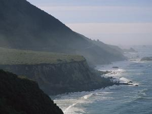 Big Sur Coastline, California by Michael S. Lewis