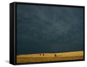Clearing Storm in Western North Dakota by Michael S. Lewis