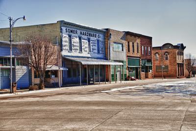 Wilson, Kansas, Kansas, USA