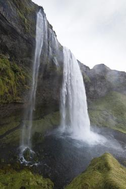 Seljalandsfoss, Iceland, Polar Regions by Michael