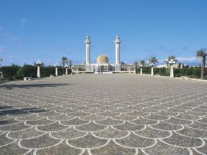 Bourguiba Mausoleum, Monastir, Tunisia by Michael Short