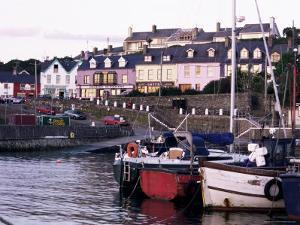 Fishing Village, Baltimore, County Cork, Munster, Eire (Republic of Ireland) by Michael Short