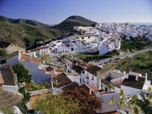 Frigiliana, North of Nerja, Andalucia, Spain by Michael Short