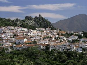 Gaucin, Near the Genal Valley, Andalucia, Spain by Michael Short