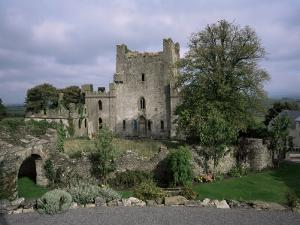 Leap Castle, Near Birr, County Offaly, Leinster, Eire (Republic of Ireland) by Michael Short