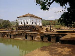 Safa Shahouri Mosque, Built in 1560, Near Pronda, Goa, India by Michael Short