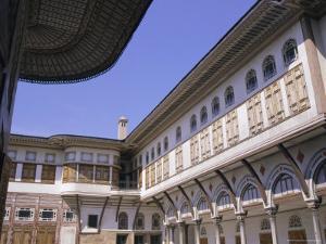 The Harem, Topkapi Palace Museum, Istanbul, Turkey, Europe by Michael Short
