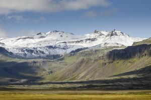 Snaefellsnes Peninsula, Iceland, Polar Regions by Michael