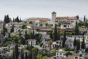 Granada, Province of Granada, Andalusia, Spain by Michael Snell