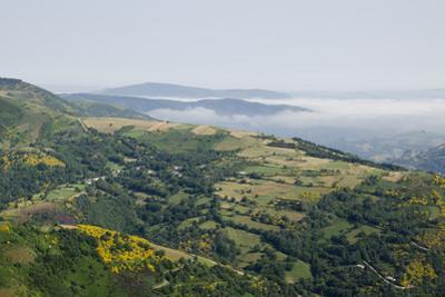 O Cebreiro, Lugo, Galicia, Spain, Europe by Michael Snell