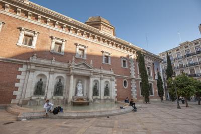 Plaza del Patriarca, Valencia, Spain, Europe by Michael Snell