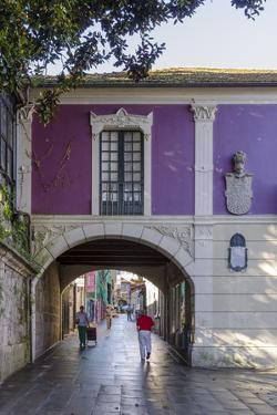 Pontevedra, Pontevedra, Galicia, Spain, Europe by Michael Snell