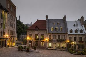 Quebec City, Province of Quebec, Canada, North America by Michael Snell
