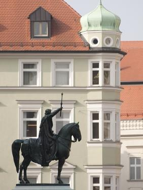 Regensburg, Bavaria, Germany, Europe by Michael Snell