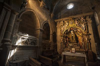 The Cathedral of Santiago de Compostela, UNESCO World Heritage Site, Santiago de Compostela, A Coru by Michael Snell