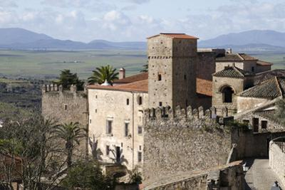 Trujillo, Caceres, Extremadura, Spain, Europe by Michael Snell