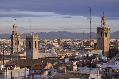Valencia, Spain, Europe by Michael Snell