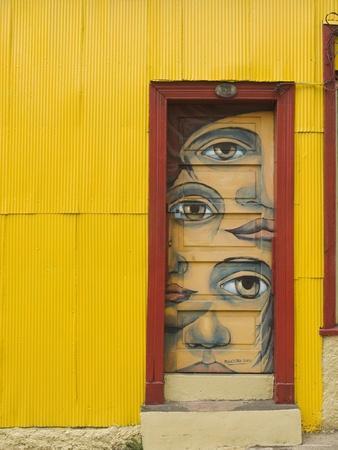 Valparaiso, Chile, South America