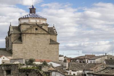 View from the Parador de Oropesa, Toledo, Spain, Europe by Michael Snell