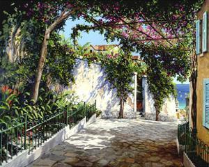 Positano Sunlight by Michael Swanson