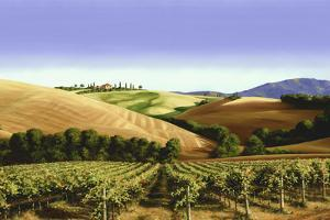 Tuscan Sky by Michael Swanson