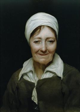 Head of a Woman by Michael Sweerts