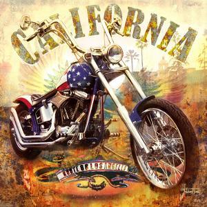California Chopper by Michael Tarin