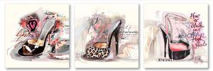 For the Love of Shoes by Michael Tarin