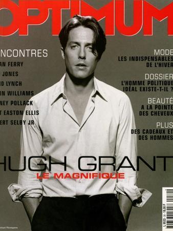 L'Optimum, November 1999 - Hugh Grant by Michael Thompson