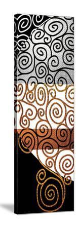 Twisting Whirly Swirls after Klimt
