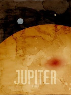 The Planet Jupiter by Michael Tompsett