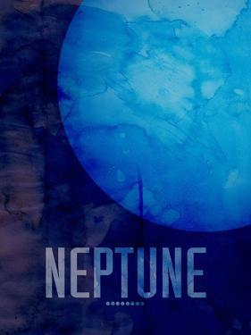 The Planet Neptune by Michael Tompsett