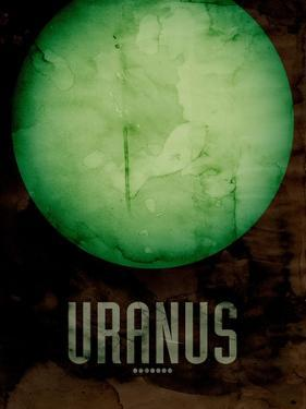 The Planet Uranus by Michael Tompsett