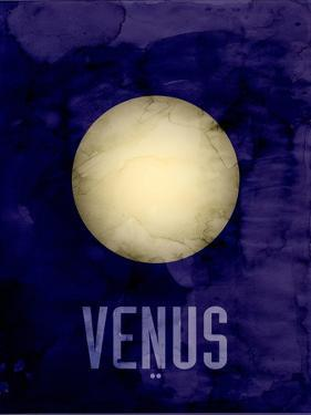 The Planet Venus by Michael Tompsett