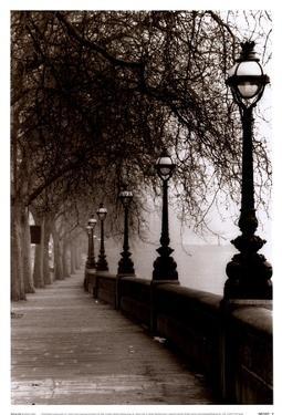 Morning Walk by Michael Trevillion