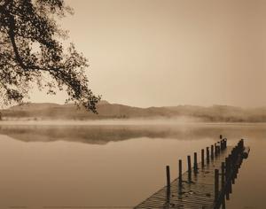 Serenity Dock by Michael Trevillion