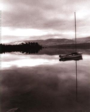 Serenity Lake I by Michael Trevillion