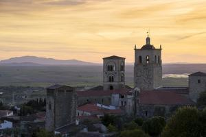 Trujillo, Caceres, Extremadura, Spain, Europe by Michael