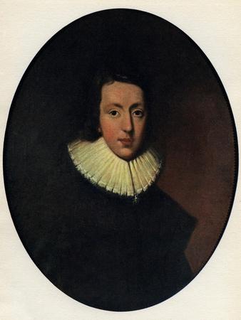 John Milton portrait