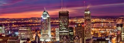 Montreal Dawn, Canada