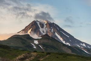 Vilyuchinsk Volcano, Kamchatka, Russia, Eurasia by Michael