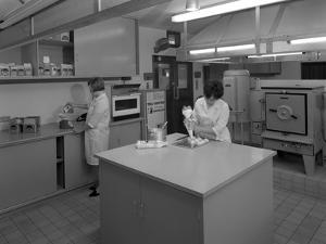 Experimental Catering Kitchen, Batchelors Foods, Sheffield, South Yorkshire, 1966 by Michael Walters