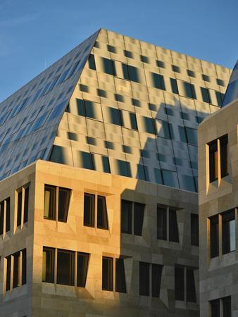 new Dortotheen Quartier DOQU of the architects Behnisch, Stuttgart, Baden-Wurttemberg, Germany