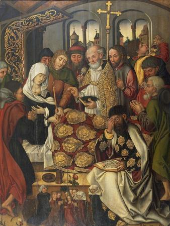 The Dormition of the Virgin Mary