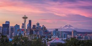 Good Morning, Seattle! by Michael Zheng