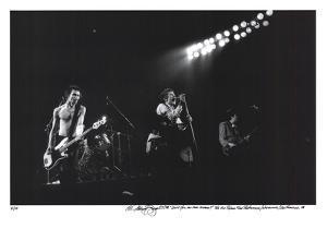 Sex Pistols by Michael Zigaris