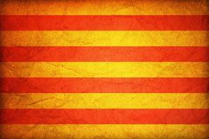Flag Of Catalonia by michal812
