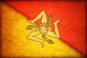 Sicily Flag by michal812